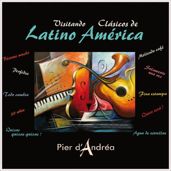 Visitando clasicos de latinoamerica pier dandrea